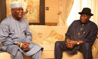 Jonathan to south-east leaders: Atiku does not need regional approval to pick Obi
