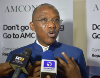 AMCON to release list of debtors in July, says 5,000 have gone into hiding