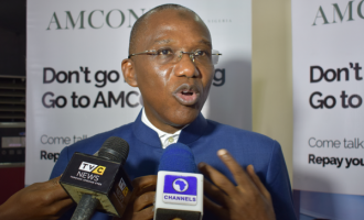 AMCON says only 350 Nigerians owing N4.3trn