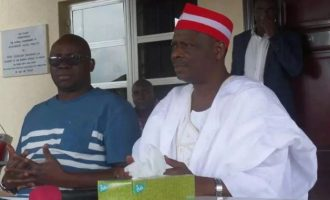 After meeting with Atiku, Kwankwaso visits Fayose — is defection on the horizon?