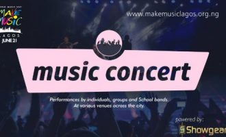 Make Music Lagos unveils 2018 lineup of events