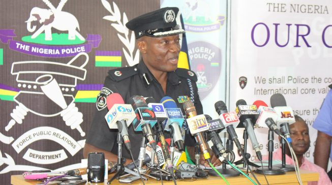 Police: We had no pre-knowledge of n'assembly blockade