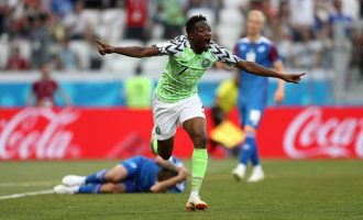 Ahmed Musa joins Saudi club Al Nassr