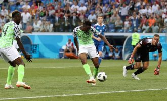 VIDEO: How Musa destroyed Iceland