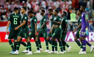 How Super Eagles lost 2-0 to Croatia