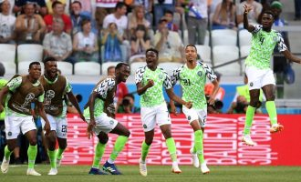 How Super Eagles conquered Iceland