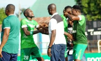 NPFL wrap-up: Nasarawa edge Enyimba in seven-goal thriller as Lobi win big