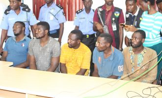 Police: Offa robbers attended wedding of Saraki's daughter
