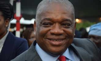 Uzor Kalu is chief whip as Lawan announces principal officers