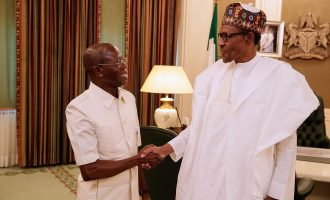 Oshiomhole threatens to expel ministers from APC over non-compliance with Buhari's orders