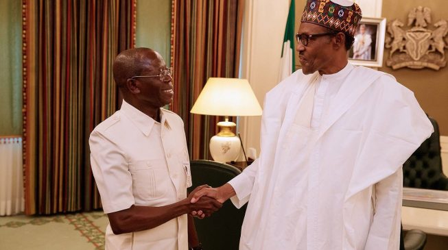 Oshiomhole to Buhari: You need to revisit Obasanjo's '$16bn power project'