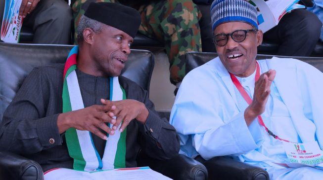 Atiku: Buhari, Osinbajo have different views on restructuring