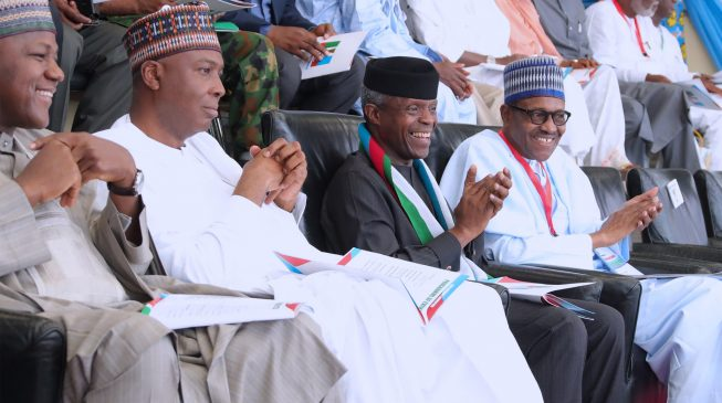 nPDP: The struggle is on despite our presence at APC convention