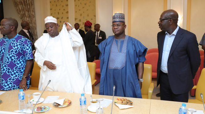 Again, NFIU warns governors to steer clear of LG funds
