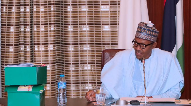 'N189bn for INEC, N52bn for security agencies' — Buhari sends budget of 2019 polls to senate