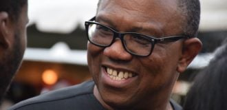 CLOSE-UP: Peter Obi, the billionaire who flies economy class