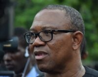 Peter Obi asks students to prioritise education over material wealth