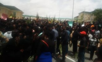 Protesters troop to Plateau govt house over killings