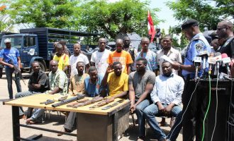 AUDIO: Saraki didn't ask us to rob but we are his political thugs, says arrested gang leader