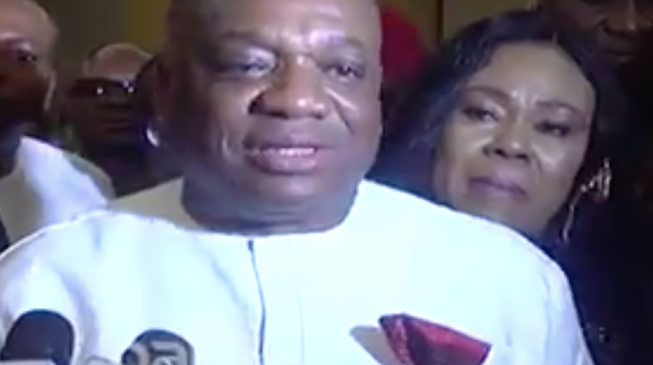 TRENDING VIDEO: We used to kill in PDP during congress, says Orji Kalu