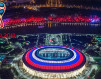 World Cup: US warns of terrorism threat in Russia