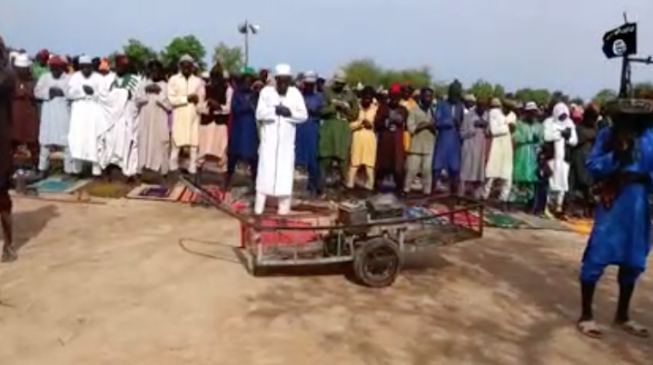 Boko Haram fighters celebrate Sallah in Sambisa, say infidels are in trouble