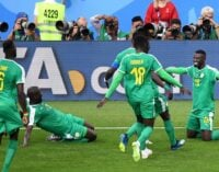 Senegal record Africa's first win, defeat Poland