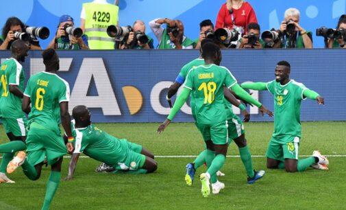 Egypt 2019: Super Eagles lose to Senegal in pre-Afcon friendly