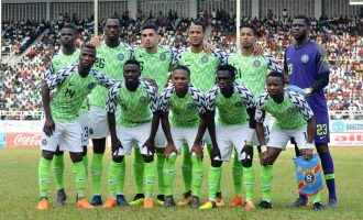 Super Eagles World Cup jersey numbers unveiled