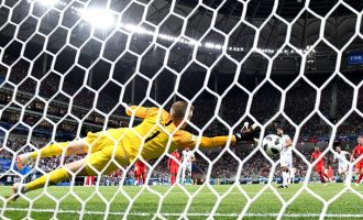 First African goal not enough as Tunisia lose 2-1 to England