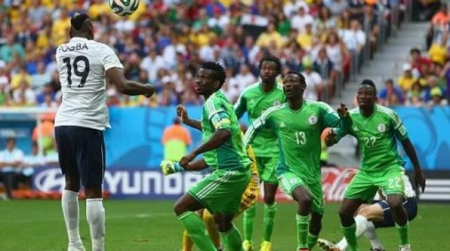 World Cup Special: How France put a sword to Super Eagles in 2014