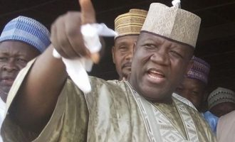 Yari accuses some monarchs of working with bandits