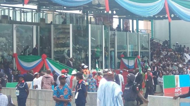 AT A GLANCE: The candidates who emerged unopposed at APC convention