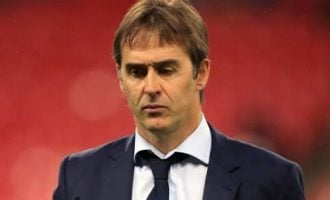Spain sack coach on eve of World Cup