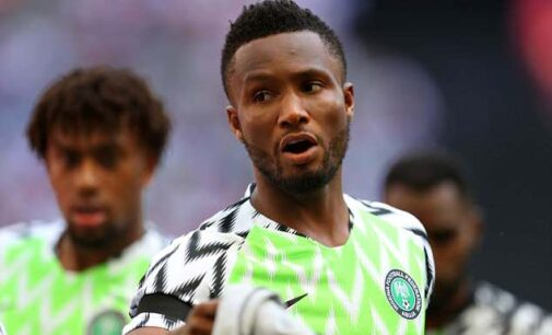 Mikel: Super Eagles goal is to qualify from 'group of death'
