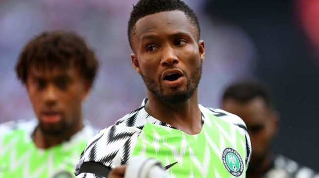 Mikel: I was told about my father's abduction hours before Argentina game