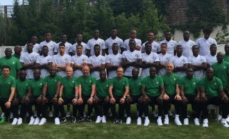 Eagles move up four places in latest FIFA ranking