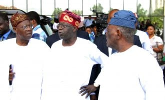 Tinubu, Akande ask Oni to publicly dissociate himself from 'court action against Fayemi'