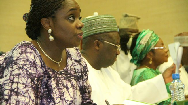 Kemi Adeosun: Time to be smart