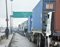Sanwo-Olu on Apapa gridlock: We have enough towing vehicles to impound illegally parked trucks