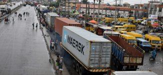 Presidential taskforce gets two-week extension to clear Apapa gridlock