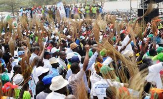 Two killed, many injured as violence breaks out at APC rally in Oyo