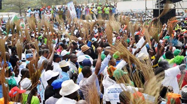 Ebonyi bars APC from using stadium for rally