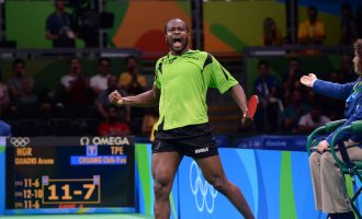ITTF Ranking: Quadri displaces Assar as Africa's best rated star
