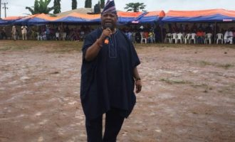 Adeleke: Police, APC trying to distract me from retrieving my stolen mandate