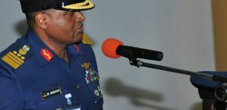 Shake-up in air force, Lafiya Dole commander replaced