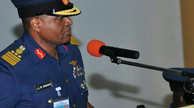 Shake-up in air force, commander replaced
