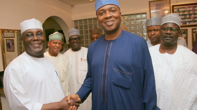 Atiku: I'm 100 percent behind n'assembly on state police