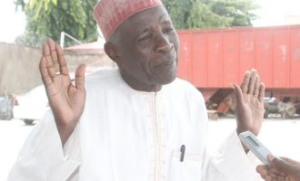 AMCON takes over Buba Galadima's residence, company over 'N900m debt'