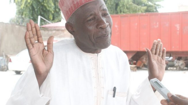Galadima: I wouldn't bother about Buhari if he was rearing cows in Daura